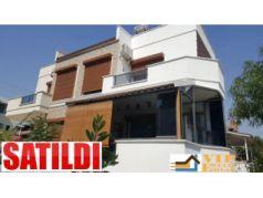 Didim Akbük'de Satılık 3+1 Müstakil Bahçeli İkiz Villa Masrafsız