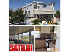 Didim Yeşiltepe Satılık Masrafsız Eşyalı 4+1 Müstakil Villa