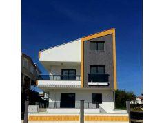 Aydın Didim Efeler Mh. Satılık 3+1 Deniz Manzaralı İkiz Villa