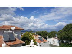 Didim Yeşilkent Sitesi Deniz Manzaralı Satılık 4+2 Müstakil Villa